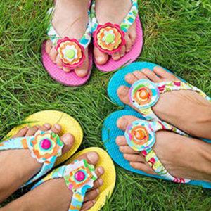 Детские вьетнамки, сандалии, тапочки, шлёпанцы