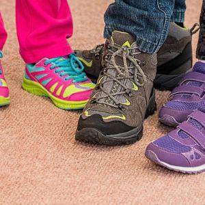 Спортивная обувь для детей